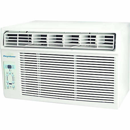 Keystone 6,000 BTU Air Conditioner with LCD Remote Control