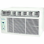 Keystone 8,000 BTU Air Conditioner with LCD Remote Control, White