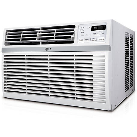 LG 10,000 BTU Air Conditioner with Remote Control