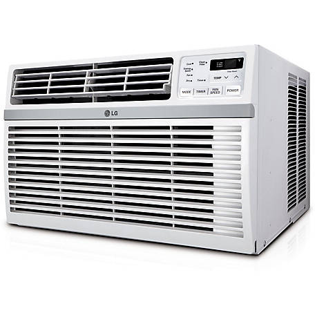 LG 18,000 BTU 230V Air Conditioner with Remote Control