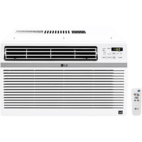 LG 24,500 BTU 230V Air Conditioner with Remote Control