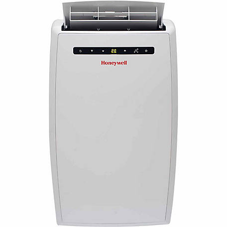 Honeywell Portable Air Conditioner with Dehumidifier & Fan, Rooms up to 450 sq. ft., White