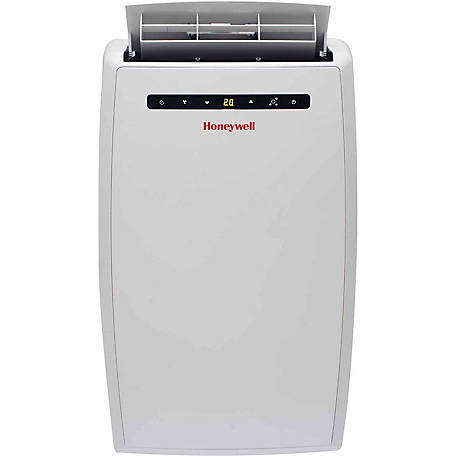 Honeywell Portable Air Conditioner with Dehumidifier & Fan, Rooms up to 550 sq. ft., White