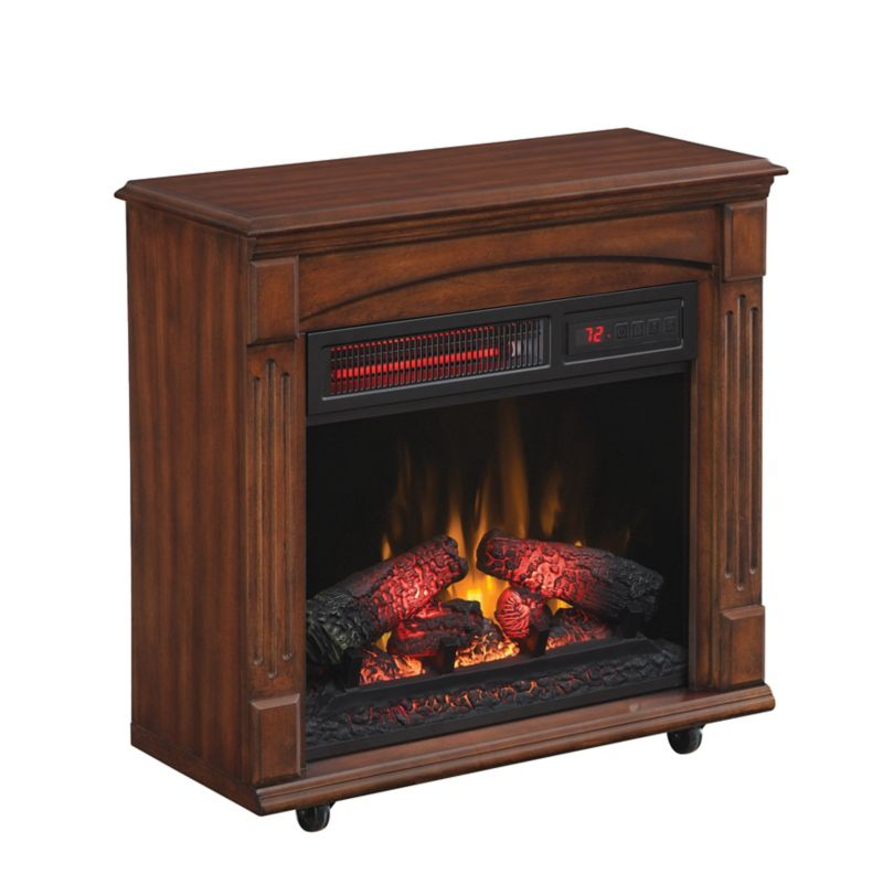 RedStone Infrared Rolling Mantel Fireplace - Tractor Supply Co.