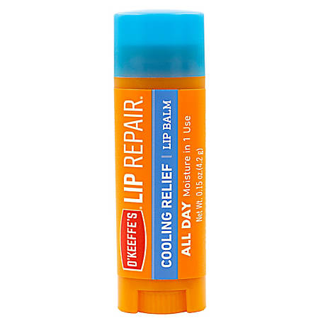 O'Keeffe's Lip Repair Cooling Relief Lip Balm