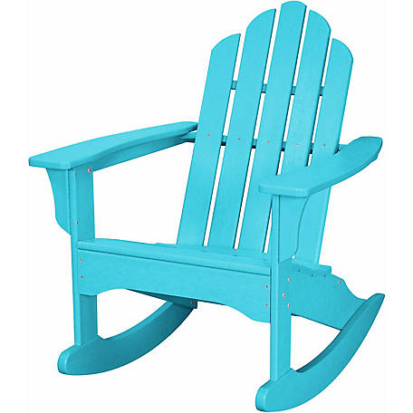 Hanover All Weather Adirondack Rocking Chair 1246923 At Tractor Supply Co