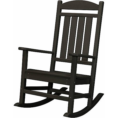 Hanover All-Weather Pineapple Cay Porch Rocker