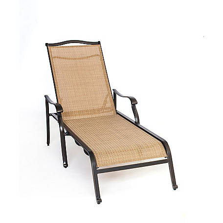 Hanover Monaco Chaise Lounge Chair