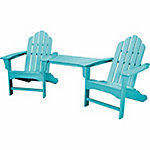 Hanover Rio 3-Piece All-Weather Chat Set