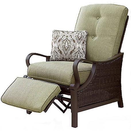 Hanover Ventura Outdoor Luxury Recliner