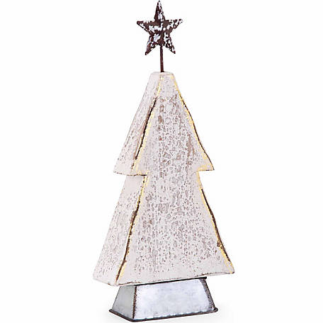 trisha yearwood home collection christmas tree small at tractor supply co - Small Metal Christmas Tree