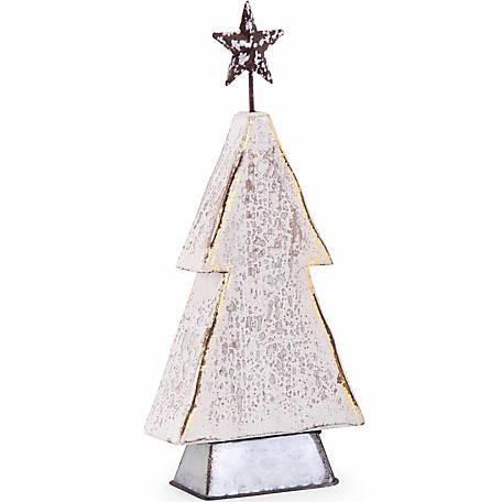 trisha yearwood home collection christmas tree small at tractor supply co - Small Metal Christmas Tree