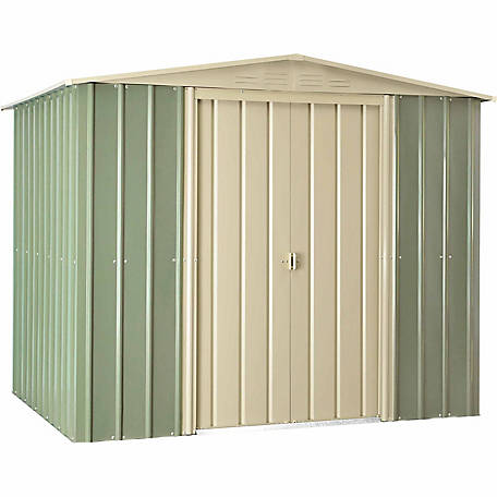 Gable Roof Metal Storage Shed At Tractor Supply Co.