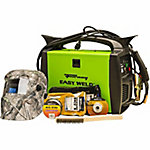 Forney 299 Easy Weld Flux-Core Welder Bundle, 125A, 120V