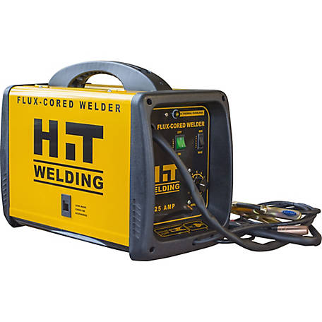 HIT Welding 125A Flux-Cored 120V Welder