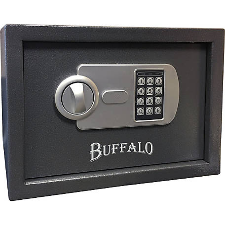 Buffalo Outdoor Personal Safe with Keypad Lock