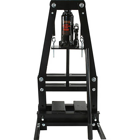 Black Bull 6-Ton A-Frame Shop Press