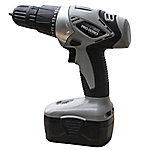 Pro-Series 18V Cordless Drill with Light and Level