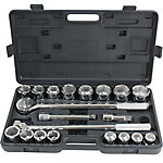 Pro-Series 21-Piece 3/4 in. Drive SAE Socket Set