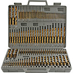 Pro-Series 115-Piece Titanium Drill Bit Set