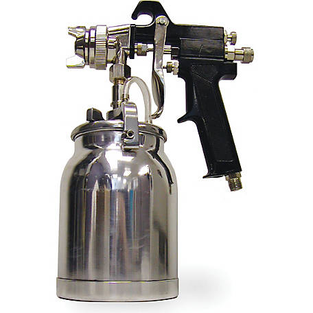 Buffalo Tools 1-Quart Industrial Paint Spray Gun