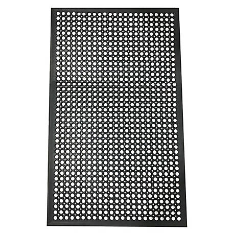 Rubber Floor Mat >> Buffalo Tools 3 X 5 Ft Industrial Rubber Floor Mat At Tractor Supply Co