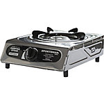 Sportsman Series Single Burner Adjustable Camping Stove