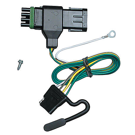 Reese Towpower Trailer Connector Kit, 74180