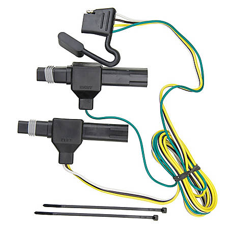 Reese Towpower Trailer Connector Kit, T-Connectors, 74182 at Tractor Supply  Co. | Reese Trailer Wiring Harness |  | Tractor Supply Co.
