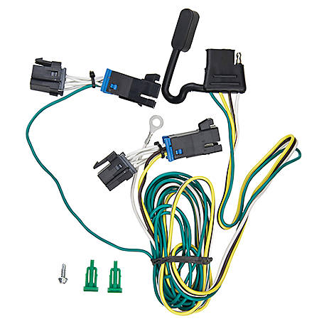Reese Towpower Trailer Connector Kit, T-Connectors, 74491 at Tractor Supply  Co. | Reese Trailer Wiring Harness |  | Tractor Supply Co.