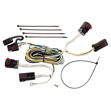 Stupendous Reese Towpower 78000 Trailer Connector Kit At Tractor Supply Co Wiring Digital Resources Bemuashebarightsorg