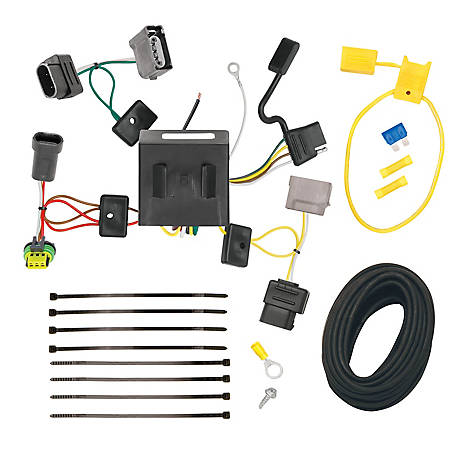 Swell Reese Towpower 85796 Trailer Connector Kit At Tractor Supply Co Wiring Digital Resources Bemuashebarightsorg