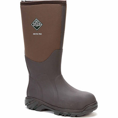 Muck Boot Company Men S Arctic Pro Boot At Tractor Supply Co