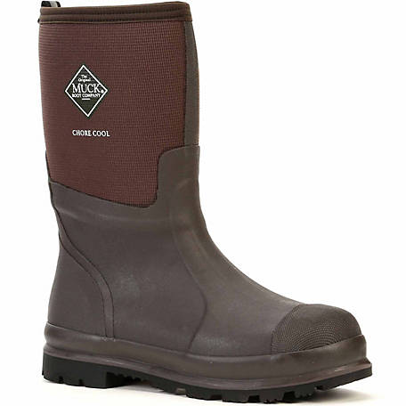 Muck Boot Company Men's Chore Cool Mid Boot