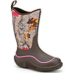 Muck Boot Company Hot Leaf Camo Hale Boot, Big Kid