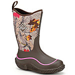 Muck Boot Company Hot Leaf Camo Hale Boot, Little Kid