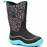 Muck Boot Company Leopard Hale Boot, Big Kid