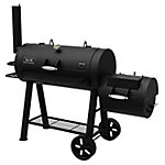 Dyna-Glo 962 sq. in. Char Barrel and Offset Smoker