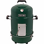 Dyna-Glo Green Compact Charcoal Smoker and Grill