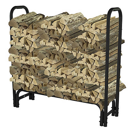 Pleasant Hearth 4 ft. Log Rack