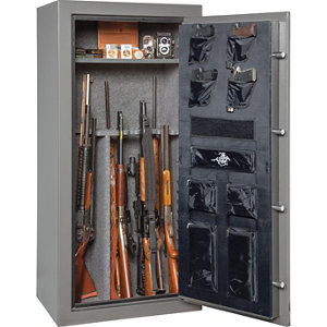 Winchester 24 Long Gun Capacity Safe, Granite, Electronic Lock, 45 Minute  Fire Rating At 1,400 Deg. At Tractor Supply Co.