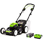 GreenWorks MO80L510 PRO 80V 21 in. Self-Propelled Mower