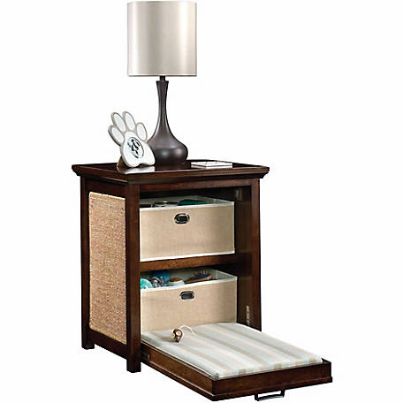 Sauder Side Table Cat Bed