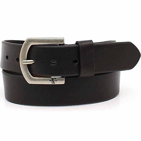 HD Xtreme Men's Black Triple Stitch Work Belt