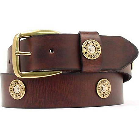 Nocona Men's Multi Bullet Belt