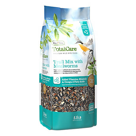 Royal Wing Total Care Total Care Trail Mix with Mealworms, 5.5 lb.