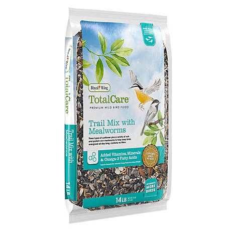 Royal Wing Total Care Total Care Trail Mix with Mealworms, 14 lb.