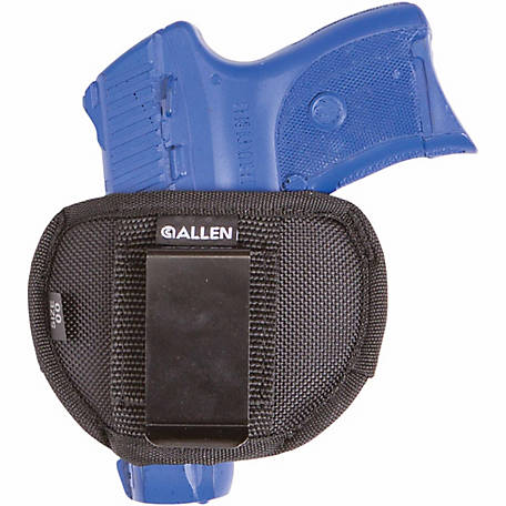 Allen Sheridan Belt Slide Holster, Fits Small & Medium Semi-Autos