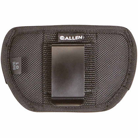 Allen Sheridan Belt Slide Holster, Fits Medium & Large Semi-Autos