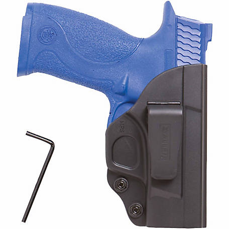 Allen HELIX Inside Waist Band Holster, Fits S&W M&P Shield .40 and 9mm
